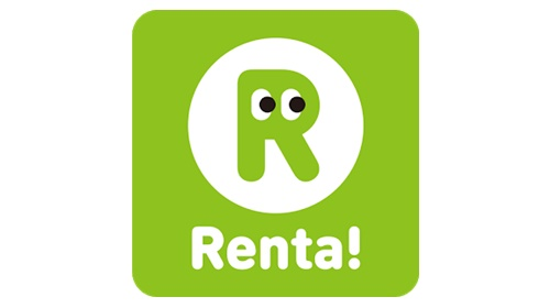 Renta!のロゴイメージ