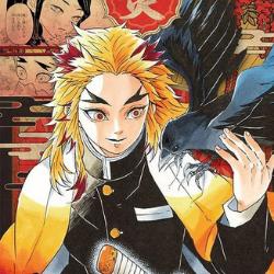 煉獄杏寿郎のかっこいい画像