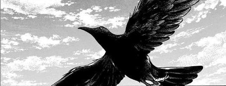 煉獄さんの死亡を伝えにいく鎹鴉