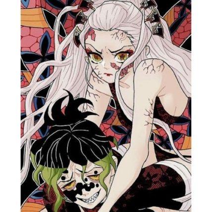 堕姫と妓夫太郎