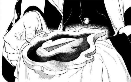 煉獄杏寿郎の日輪刀の鍔