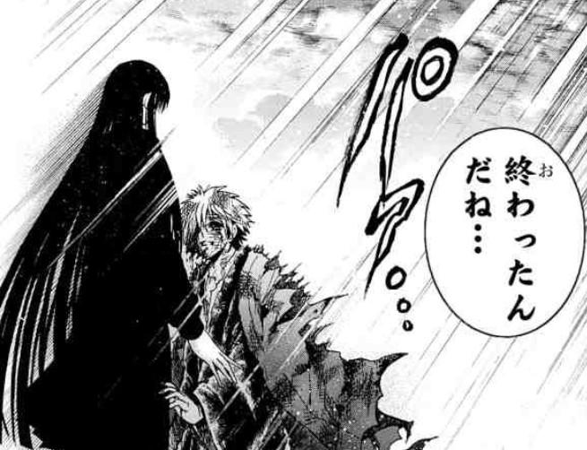 ぬらりひょんの孫最終回,羽衣狐とリクオ
